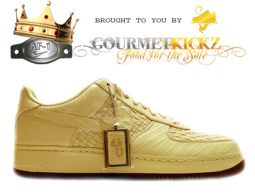 Nike Air Force 1World Scorpion II | Yi Jian Lian | 318985-221