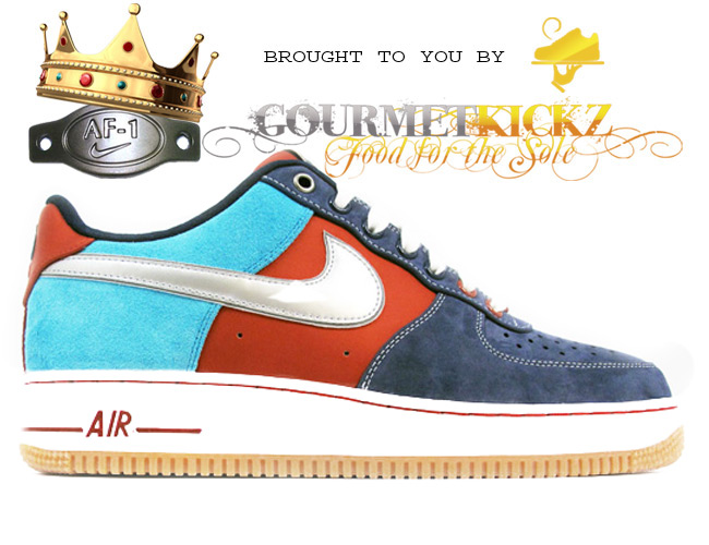 Nike Air Force 1 Bespoke for Reggie Holloway