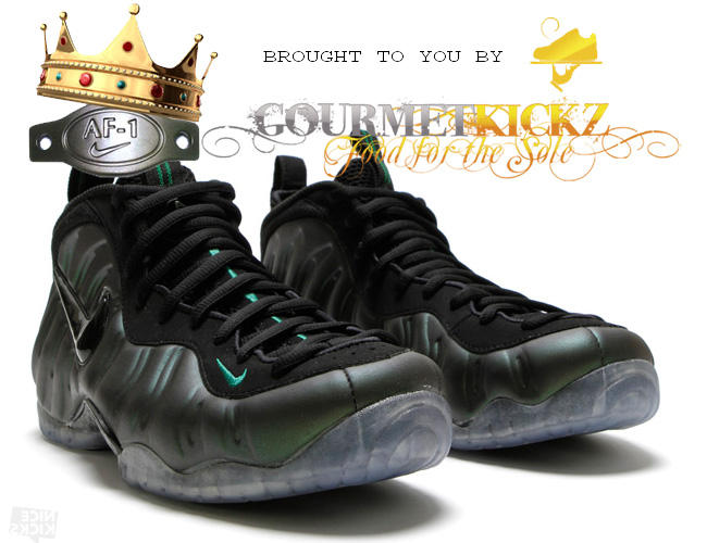 "Nike Air Foamposite Pro ""Pine Green"" 624041-301 Now Available"