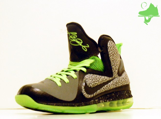 lowest price dacfa bbdeb Custom 112 LeBron 9 by GourmetKickz