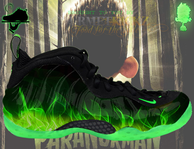 Custom ParaNormalike Foamposite One by GourmetKickz