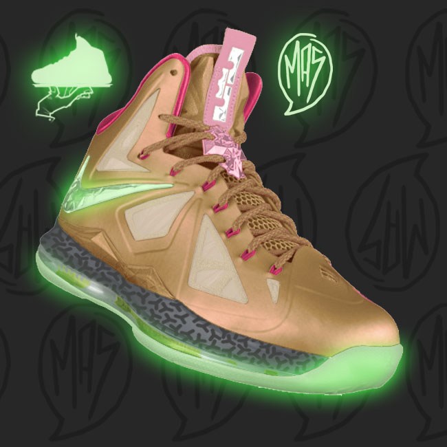 The MasToChef Homme Project Pt 3 Net Yeezy LeBron X