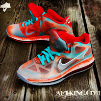 Custom Remember The Night LBJ9 Low