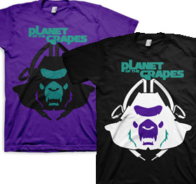 New Grape Ape Tees