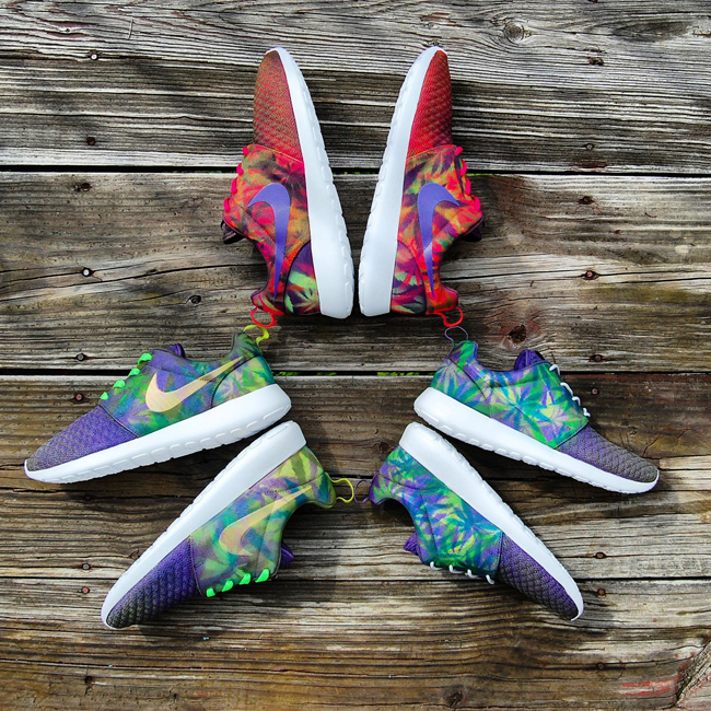 Custom Premium Kush Roshe Run Pack by GourmetKickz