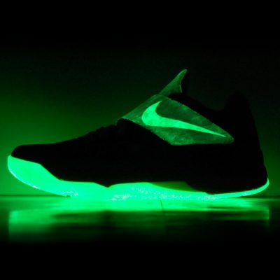Custom ParaNorman KD IV by GourmetKickz