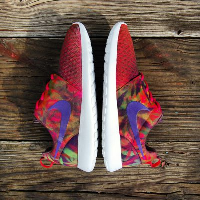 "Custom ""Mythical Kush"" Roshe Run by GourmetKickz"