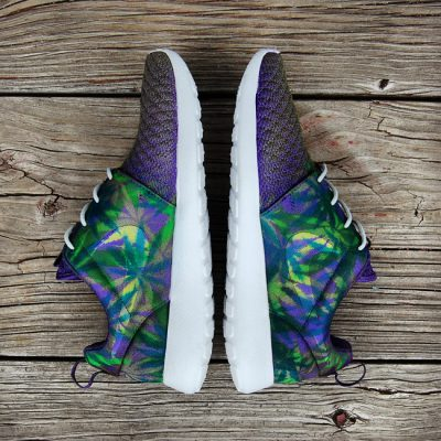 "Custom ""Purple Haze"" Roshe Run by GourmetKickz"