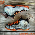 Custom Camo Foamposite by GourmetKickz