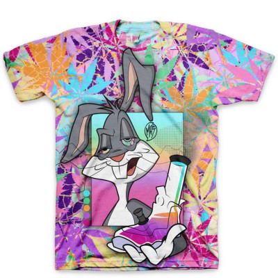 Baked Bunny | Easter 2014 | All Over Print T-Shirt by GourmetKickz