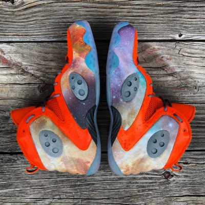 Custom Zoom Rookie Big Bang-Alike by GourmetKickz