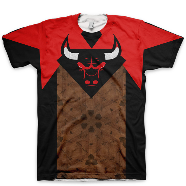 Jordan BRED Shirt | BRED and Butter, I Mean Parquet