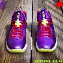 "Custom LeBron X (10) Kobe ""Cheetah"" Air Yeezy II Inspired 