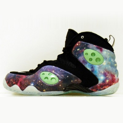 "Custom Galaxy Zoom Rookie AKA ""Zoom Nebula"" by GourmetKickz"
