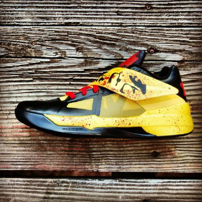 "Custom ""Game of Death"" KD IV (4) by GourmetKickz 