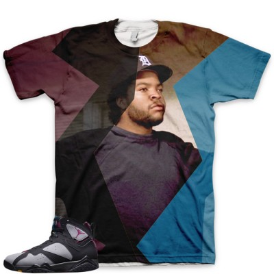 The Deaux Boy / Doughboy Jordan 7 Bordeaux Shirt