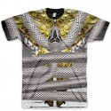 Constricted Kobe 9 Elite All Over Print T-Shirt by GourmetKickz | Detail