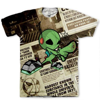 "Mas for GourmetKickz ""Mas-Ter Blaster"" Raygun Area 72 Air Force Max Hookup T-Shirt"