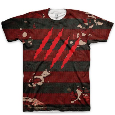 Freddy Krueger Nightmare on Elmstreet Shirt