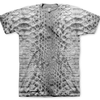 Signature The Feast of Python | Yeezy II All Over Print T-Shirt by GourmetKickz