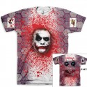 The Joker | Why So Serious? All Over Print T-Shirt by GourmetKickz