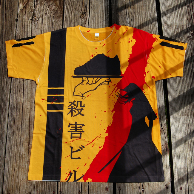 GourmetKickz Kill Bill Reboot All Over Print Shirt
