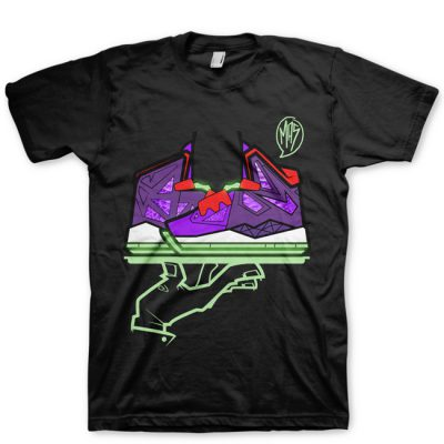 "Signature ""Now Serving a Mas-T-Piece"" Homme Project T-Shirt 