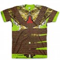 Constricted Kobe 9 Elite All Over Print T-Shirt by GourmetKickz | Masterpiece