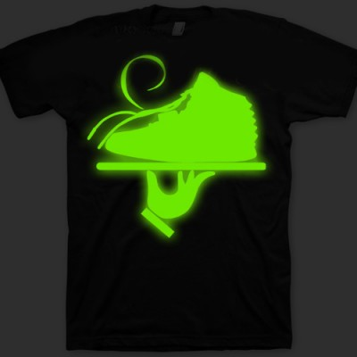 Signature GourmetKickz Now Serving Glowing Yeezy II (2) T-Shirt