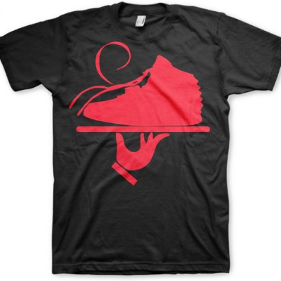 Signature GourmetKickz Now Serving Yeezy II (2) T-Shirt