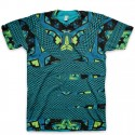 Constricted Kobe 9 Elite All Over Print T-Shirt by GourmetKickz | Perspective