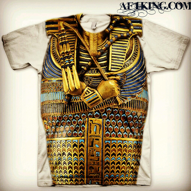 Signature Sarcophagus aka Afterlife All Over Print T-Shirt by GourmetKickz