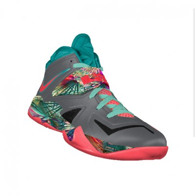 "Custom ""305"" Nike Zoom Soldier VII by GourmetKickz"