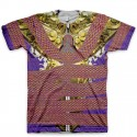 Constricted Kobe 9 Elite All Over Print T-Shirt by GourmetKickz | Team
