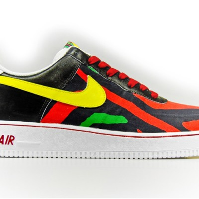 Custom Tribe Called Quest | Midnight Marauders Nike Air Force 1 Low by GourmetKickz