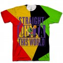 Jordan 7 Marvin The Martian T-Shirt | Straight Outta This World