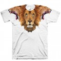 LeBron James 3 Heads of the Lion Shirt by GourmetKickz