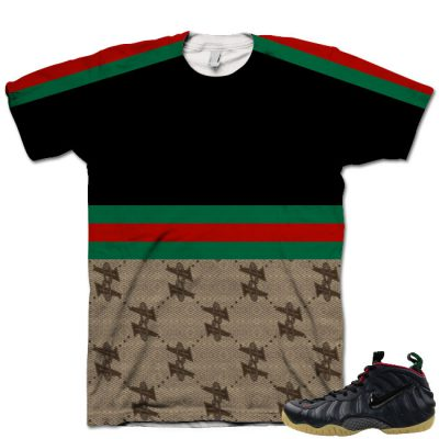 Gucci Foamposite Shirt V2