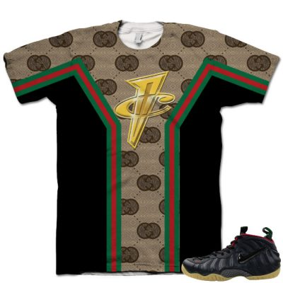 Gucci Foamposite Shirt V5