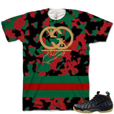 Gucci Foamposite Shirt V7