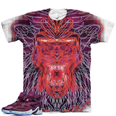 LeBron 13 Written In The Stars Shirt | ScribbLion V1