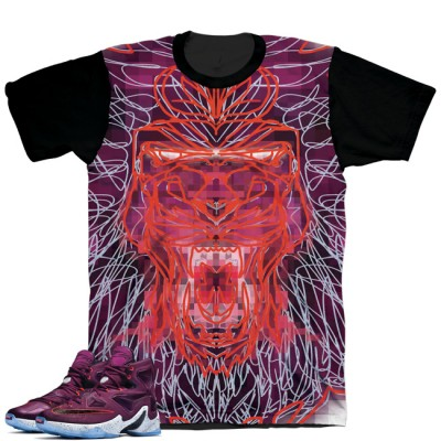 LeBron 13 Written In The Stars Shirt | ScribbLion V2