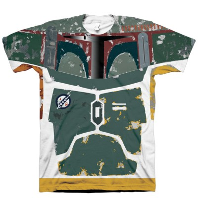Boba Fett Inspired Shirt by Chef AOP