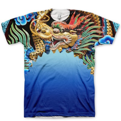 CONSUME | Dragon Big Bite Shirt