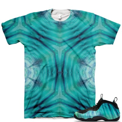 Northern Lights Foamposite Shirt V5