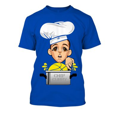 Chef Curry wit the Pot Boy T-Shirt