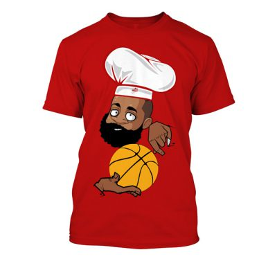 Chef Harden Wrist Motion T-Shirt