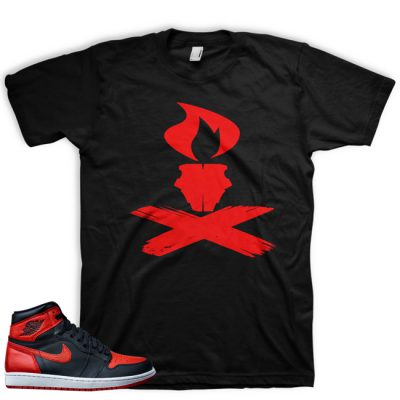 Jordan 1 Retro OG Banned Shirt | Cheffy LitKickz