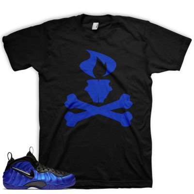 Royal Foamposite Shirt by GourmetKickz | Cheffy LitKickz