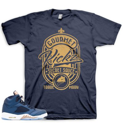 Jordan 5 Bronze T-Shirt | Secret Sauce